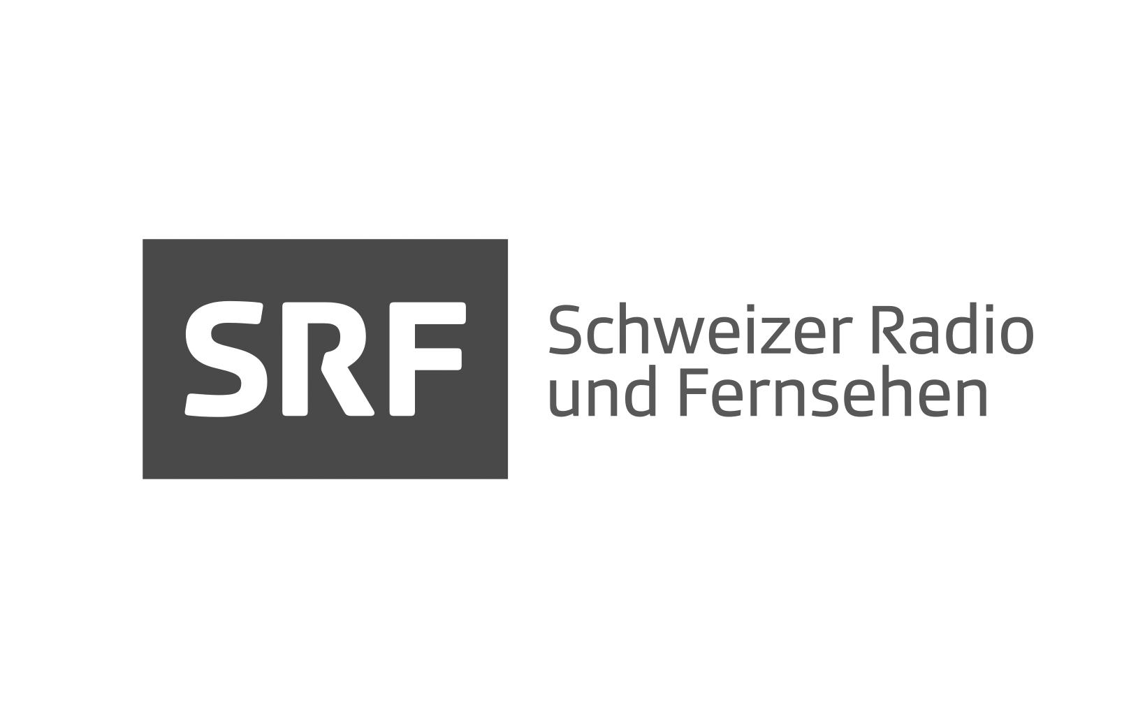 Ein zufriedener Kunde: SRF